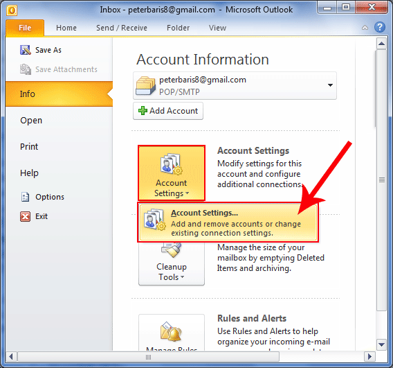 How to Change Default Calendar in Outlook & Exchange