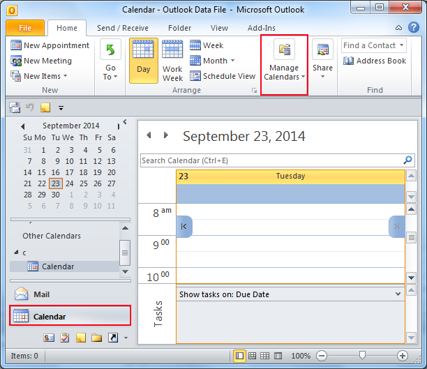 How to Sync Google Calendar with Outlook 2010 & 2013