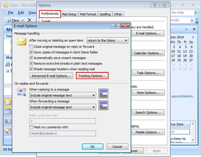 Prevent Outlook from Answering Read Receipt Requests