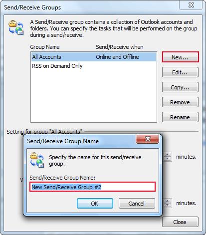 Fixing Error 0x800CCC90