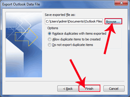 export emails to pdf from outlook