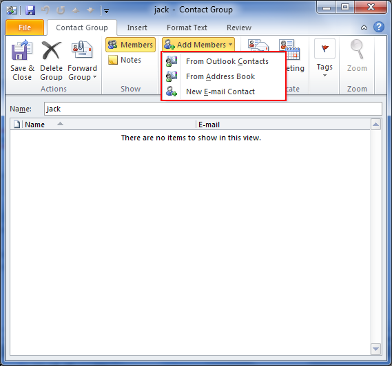 Japan Importers Contact Emails Mail: How To Import Contact To Outlook From Excel & CSV File