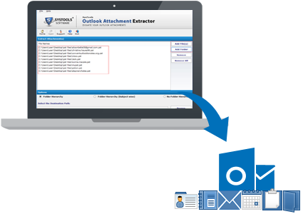 Outlook Attachment Extractor banner